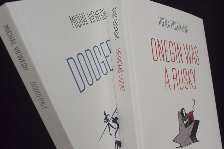 Dousková and Viewegh bestsellers now out in English