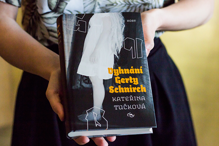 The Expulsion of Gerta Schnirch in German at last, plus other forthcoming projects