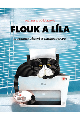 Flouk and Lila: Adventures from a Skyscraper